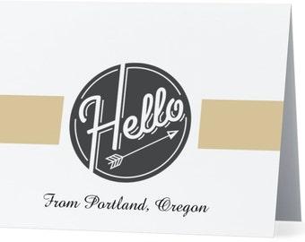 PORTLAND Oregon (10 cards)