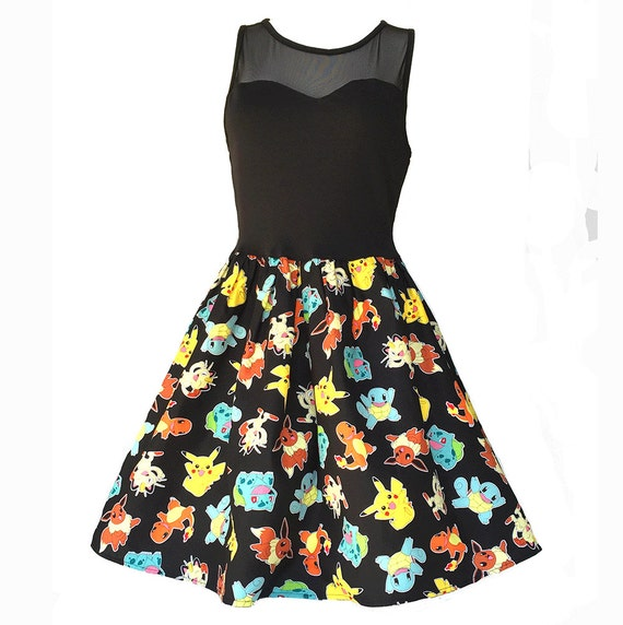 Pokemon Sweetheart Dress