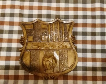Sports coat of arms