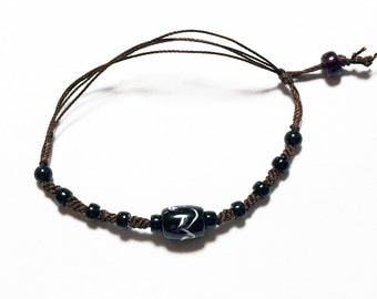 Black Dragonfly wrist ornaments