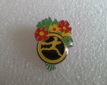 Interflora Pin Badge