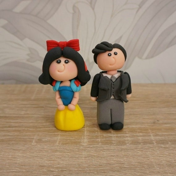 etsy disney wedding cake toppers disney wedding cake topper snow white cake topper disney 14045