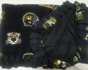 Missouri Tigers Fleece Blanket