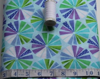 """Windham Fabrics - Color and Count """"Blue Prism"""""""