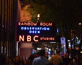 8x10 NYC Print-NBC Studios