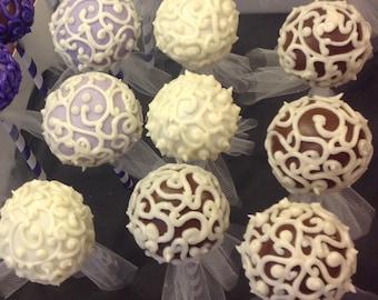 Designer Cake Pops
