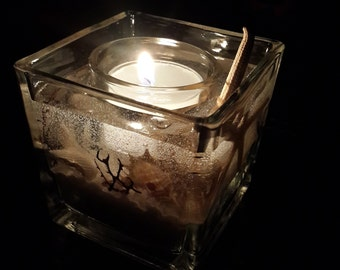Tea Light Candle Holder, Free Shipping