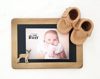 Printable Baby Arrival, Baby Announcement