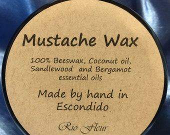 Rio Fleur Mustache Wax