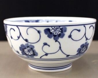 Japanese pattern flower Bowl