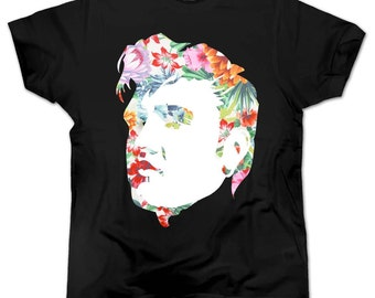 T-shirt ELVIS PRESLEY FLOWER
