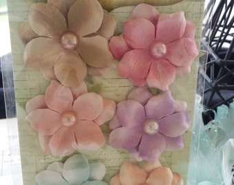 6 piece prima flower set
