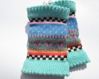 Wrist warmers Aalia XS