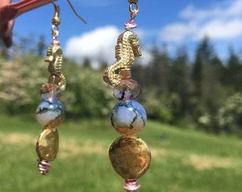 Mermaid Earrings II
