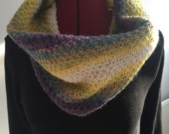 Colourful Snood/Cowl