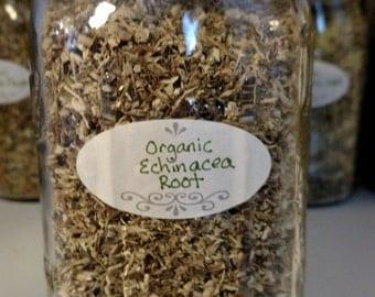 Organic Echinacea Root