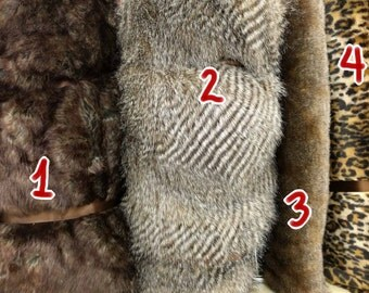 Custom Animal Costume Tail Commission