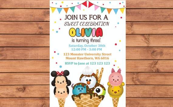 il_570xN.1046581260_s1ul tsum tsum invitation tsum tsum ice cream tsum tsum birthday,Tsum Tsum Invitation
