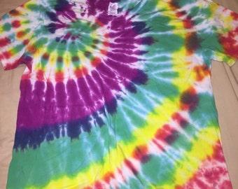 Cute Tie Dye T Shirt