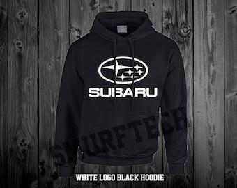 SUBARU Adult Pullover Hooded Sweater / Sweatshirt (Hoodie)