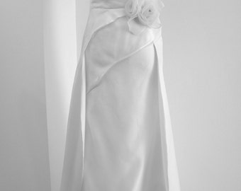 Italian wedding dress samples/Bridal dress made in Italy