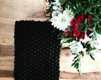 Black Big Knit