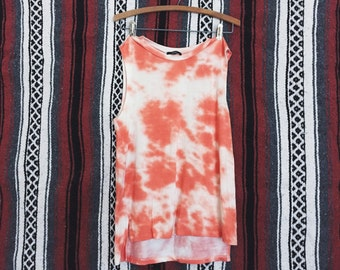 Tie-dye Summer Tank Top