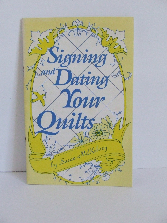 Dating quilt fabrics