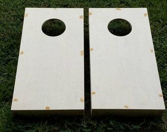 Mini Cornhole Board Set Kids Cornhole