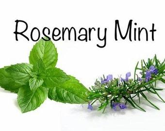 Rosemary Mint - Goats Milk Soap