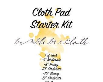 Cloth Pad Starter Kit