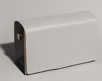 Boxy Bag - Light Grey