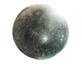 Callisto || Jupiter's Moon || Art Print