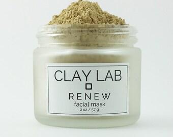 RENEW Anti-Aging Clay Facial Mask