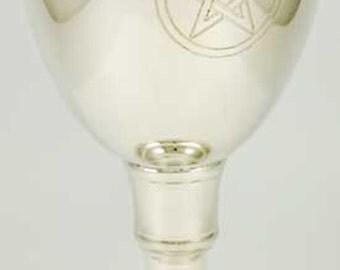 """Pentagram Goblet 5 3/4"""""""