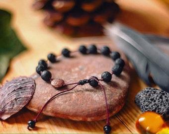 Free Style Lava Bracelet