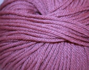 Debbie Bliss Cashmerino Aran, color #300021, lot 87C  Pink