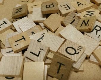 "Shop ""bulk scrabble tiles"" in Jewelry & Beading Supplies"