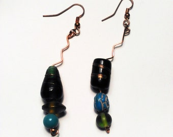 Ocean Beauty Earrings