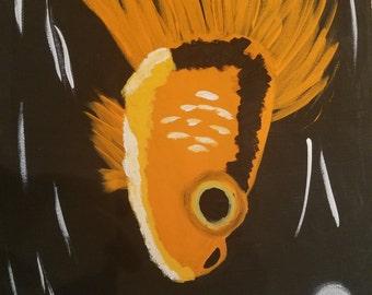 Goldfish in the Dark