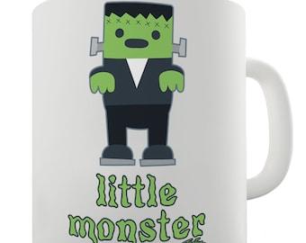 Little Monster Ceramic Funny Mug