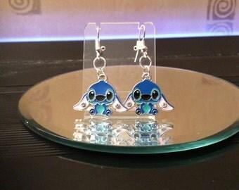 Disney's Stitch/ Angel earrings