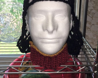 Woven Chainmail Coif