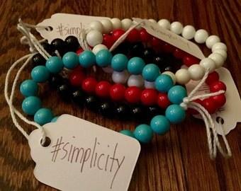 Beaded #simplicity