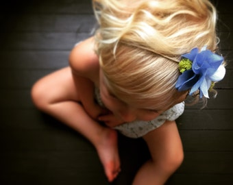 Floral Special Occasion Headband