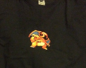 Pokemon Embroidered T-shirt