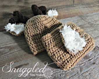 Newborn Deer Photo Prop