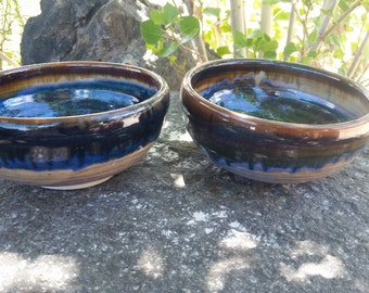 stoneware cereal bowls