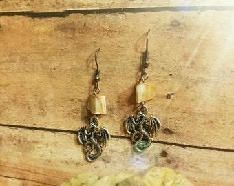 Beautiful Handcrafted Earrings!