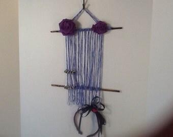Hair clip and head band organizer